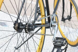 bicycle gear electric bicycle conversion