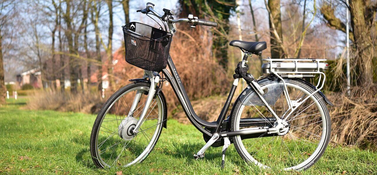convert bicycle to electric bicycle