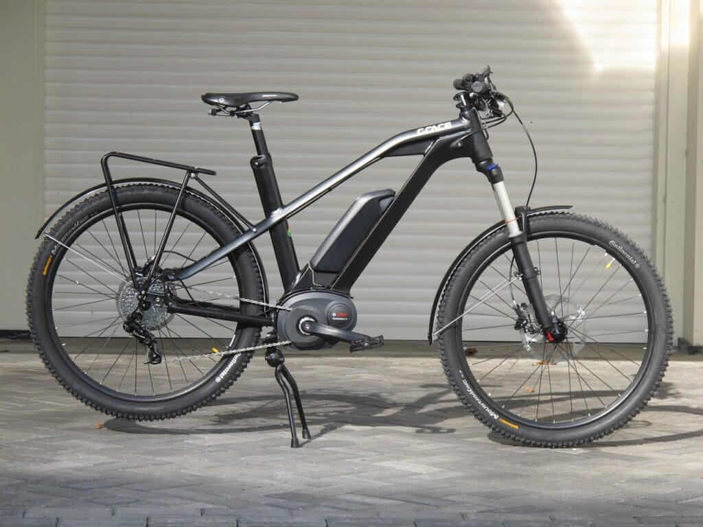 motorized bicycle, electric bike